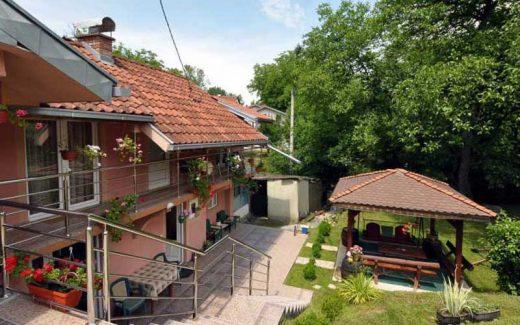 Vrnjačka Banja Aparmani Marina