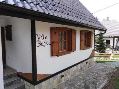 Vila Bajka Zlatar