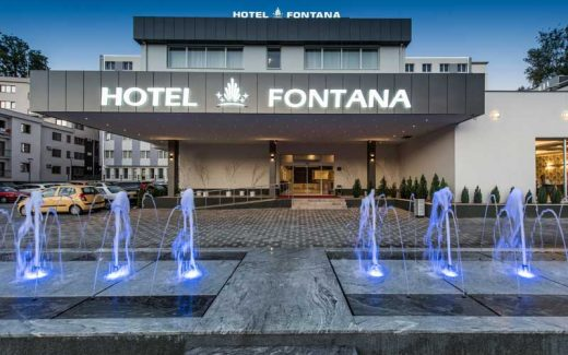 VRNJAČKA BANJA – Hotel Fontana