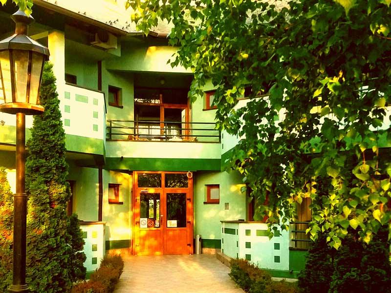 Kanjiža Hotel Lupus