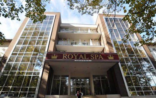 Banja Koviljača Royal Spa