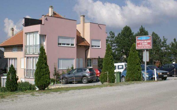 Villa Bella Vista Divčibare