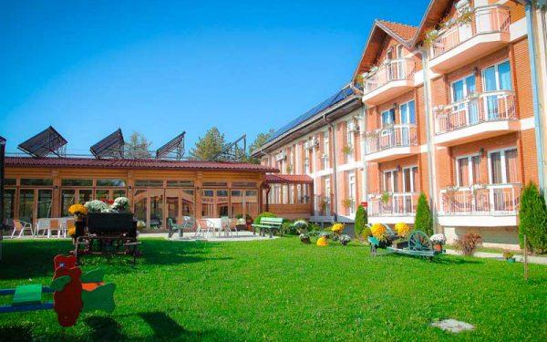 Hotel Ravni Gaj