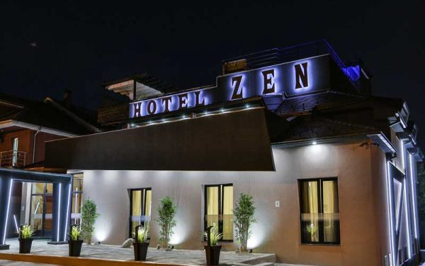 Niš - Garni Hotel Zen
