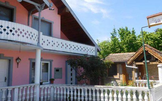 PALIĆ - Soba i apartmani Anna